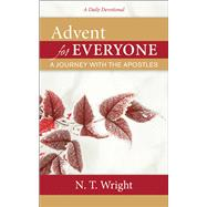 Advent for Everyone by Wright, N. T., 9780664263423
