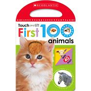 First 100 Animals (Scholastic Early Learners: Touch and Lift) by Scholastic, 9780545903424