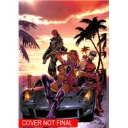 Red Hood and the Outlaws Vol. 6: Lost and Found (The New 52) by LOBDELL, SCOTTSANDOVAL, RAFA, 9781401253424