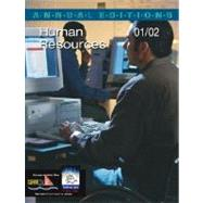 Human Resources: 01/02 by Maidment, Fred H., 9780072433425