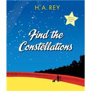Find the Constellations by Rey, H. A., 9780544763425