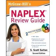 Naplex Review, Second Edition (SET) by Sutton, S. Scott, 9780071813426