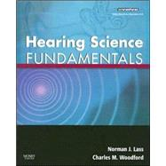 Hearing Science Fundamentals by Lass, Norman J., 9780323043427