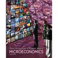 Microeconomics by Krugman, Paul; Wells, Robin, 9781429283427