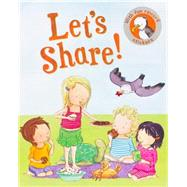 Let's Share! by Harker, Jillian; O'Neill, Rachael, 9781474803427