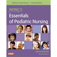 Wong's Essentials of Pediatric Nursing by Hockenberry, Marilyn J., Ph.D., R.N.; Wilson, David, 9780323083430