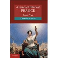 A Concise History of France by Price, Roger, 9781107603431