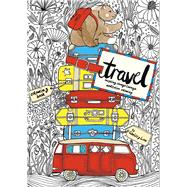 The Travel Coloring Book by Lau, Chrissy, 9781571783431