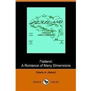 Flatland : A Romance of Many Dimensions by ABBOTT EDWIN, 9781406503432