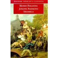 Joseph Andrews and Shamela by Fielding, Henry; Keymer, Thomas, 9780192833433