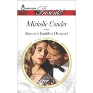 Russian's Ruthless Demand by Conder, Michelle, 9780373133437