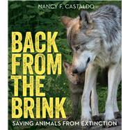 Back from the Brink by Castaldo, Nancy F., 9780544953437