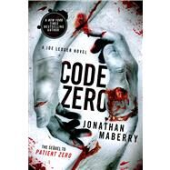 Code Zero A Joe Ledger Novel by Maberry, Jonathan, 9781250033437