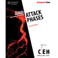 Ethical Hacking and Countermeasures Attack Phases by EC-Council, 9781305883437