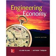 Engineering Economy by Blank, Leland; Tarquin, Anthony, 9780073523439