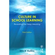 Culture in School Learning: Revealing the Deep Meaning by Hollins; Etta R., 9780415743440