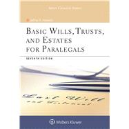 Basic Wills, Trusts, and Estates for Paralegals by Helewitz, Jeffrey A., 9781454873440
