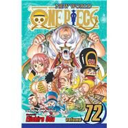 One Piece, Vol. 72 by Oda, Eiichiro, 9781421573441