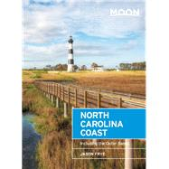 Moon North Carolina Coast Including the Outer Banks by Frye, Jason, 9781631213441