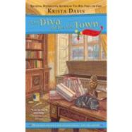 The Diva Paints the Town by Davis, Krista, 9780425233443