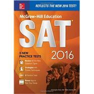 McGraw-Hill Education SAT 2016 Edition by Black, Christopher; Anestis, Mark, 9780071843447