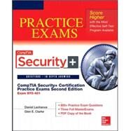 CompTIA Security+ Certification Practice Exams, Second Edition (Exam SY0-401) by Lachance, Daniel; Clarke, Glen E., 9780071833448