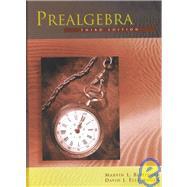 Pre-Algebra by Bittinger, Marvin L., 9780536613448