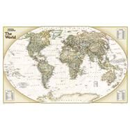 World Explorer Executive by National Geographic Maps, 9781597753449