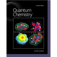 Quantum Chemistry by Levine, Ira N., 9780321803450