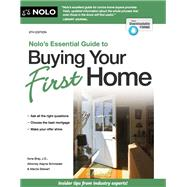 Nolo's Essential Guide to Buying Your First Home by Bray, Ilona; Schroeder, Alayna; Stewart, Marcia, 9781413323450