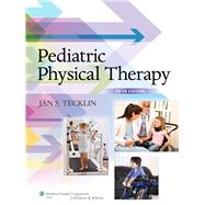 Pediatric Physical Therapy by Tecklin, Jan S., 9781451173451