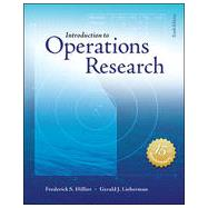 Introduction to Operations Research, 10th Edition by Hillier, Frederick, 9780073523453