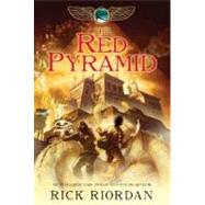 The Kane Chronicles, Book One: The Red Pyramid by Riordan, Rick, 9781423113454