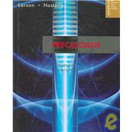 Precalculus by Larson, Ron; Hostetler, Robert P.; Falvo, David C., 9780618643455