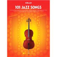 101 Jazz Songs by Hal Leonard Publishing Corporation, 9781495023460