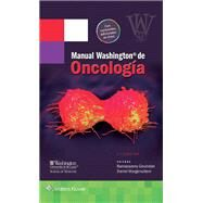 Manual Washington de oncología by Govindan, Ramaswamy; Morgensztern, Daniel, 9788416353460