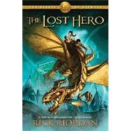 The Lost Hero by Riordan, Rick, 9781423113461
