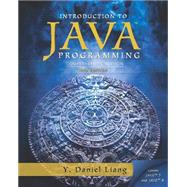 Introduction to Java Programming, Comprehensive Version plus MyProgrammingLab with Pearson eText -- Access Card Package by Liang, Y. Daniel, 9780133813463