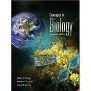 Concepts In Biology by Enger , Eldon;Ross , Frederick ;Bailey , David, 9780073403465