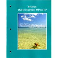 Brazilian Student Activities Manual for Ponto de Encontro Portuguese as a World Language by Jouet-Pastre, Clemence de; Klobucka, Anna; Sobral, Patrícia Isabel; Moreira, Maria Luci de Biaji; Hutchinson, Amelia P., 9780205783465