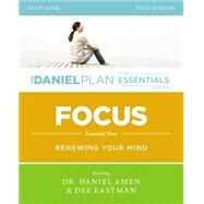 Focus by Amen, Daniel, Dr.; Eastman, Dee; Lee-Thorp, Karen (CON), 9780310823469