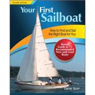Your First Sailboat, Second Edition by Spurr, Daniel, 9780071813471