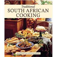 Traditional South African Cooking by Van Wyk, Magdaleen; Barton, Pat, 9781432303471
