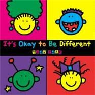 It's Okay to Be Different by Parr, Todd, 9780316043472