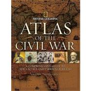Atlas of the Civil War by Hyslop, Stephen, 9781426203473