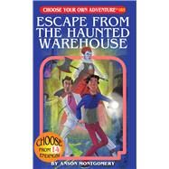 Escape from the Haunted Warehouse by Montgomery, Anson, 9781937133474