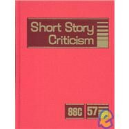 Short Story Criticism by Witalec, Janet, 9780787663476