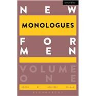 New Monologues for Men by Colman, Geoffrey, 9781472573476