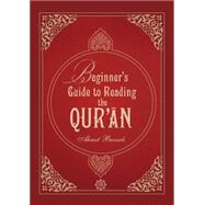 Beginner's Guide to Reading the Qur'an by Bursali, Ahmet, 9781597843478