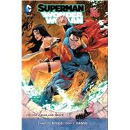 Superman/Wonder Woman Vol. 2: War and Peace (The New 52) by SOULE, CHARLESDANIEL, TONY S., 9781401253479